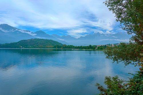 Lake Como HDR Small