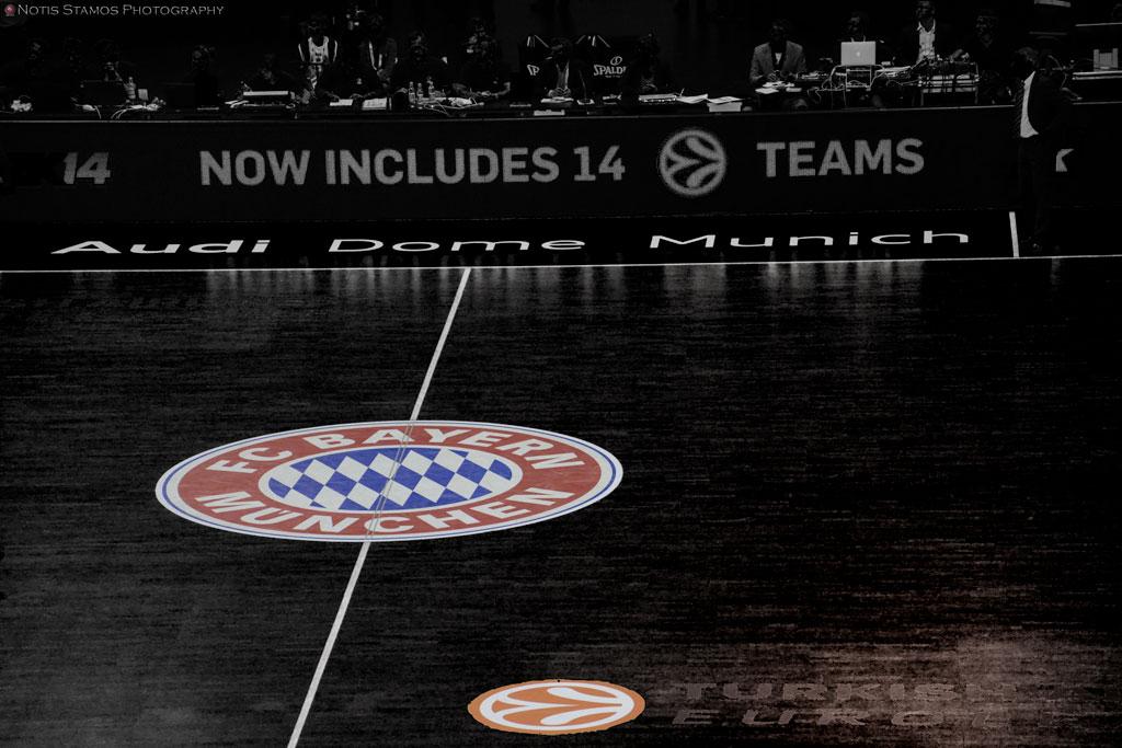 Bayern Munich Basketball Euroleague