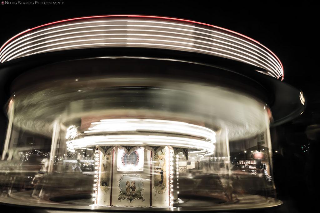 Carousel - Innsbruck - Christmas