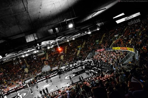 Basketball fans - Audi dome - Bayern