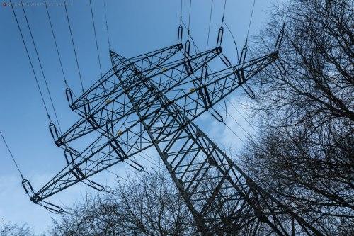 High tension pylon - Notis Stamos