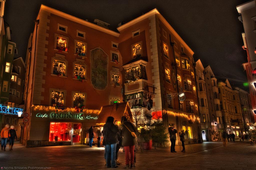 Innsbruck - Christmas - HDR