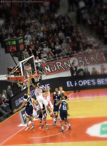 Petway - Basketball Olympiakos