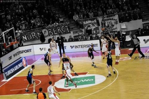 Spanoulis basketball Olympiakos