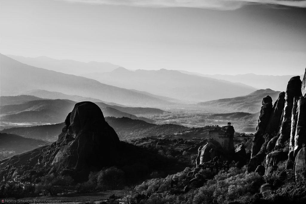 Meteora, Notis Stamos, St. Nikolaos monastery, Trikala, Kalampaka, Greece