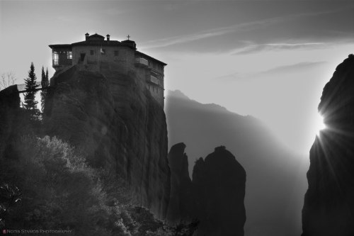 Rousanou monastery again.
