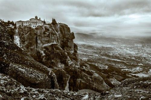 St. Stefanos monastery.
