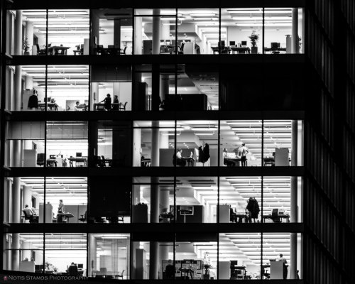 Business, windows, office, Notis Stamos