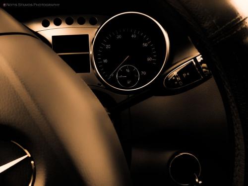 Car, instrument panel, Notis Stamos