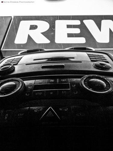 Car, fine art, Rewe, Notis Stamos
