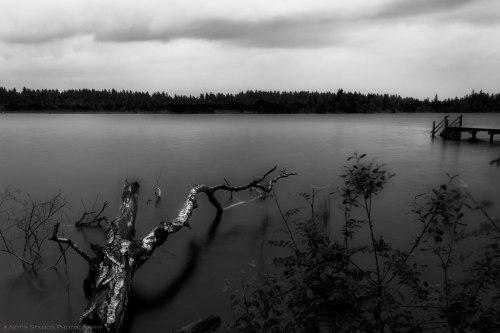 Kirchsee, Notis Stamos, Lake, Rain