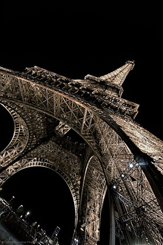 Eiffel Tower, Paris, Notis Stamos