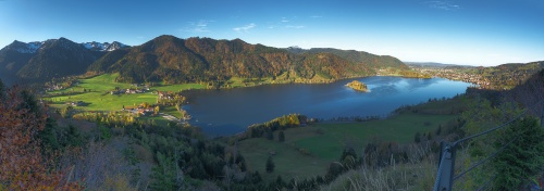 Schliersee Panorama.