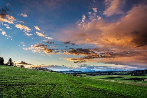 Dawn, Sunrise, Notis Stamos, Bayern