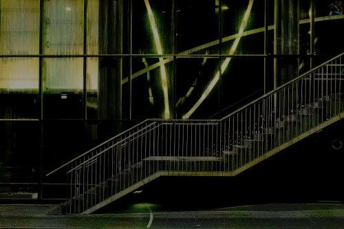 Decay, Fear, Dark corners, Notis Stamos