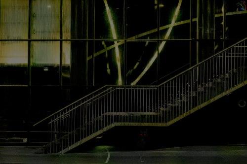 Sinister, Fear, Red eyes, steps, Notis Stamos