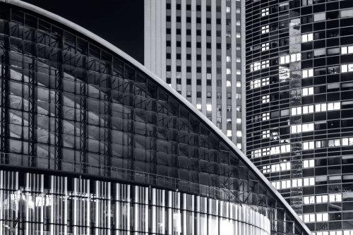 La Defence, Architecture, Paris, Notis Stamos.