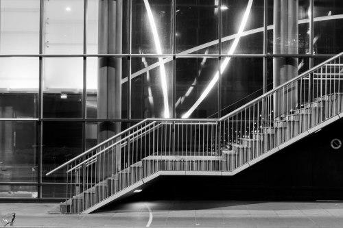 La Défense, Steps, Architecture, Notis Stamos