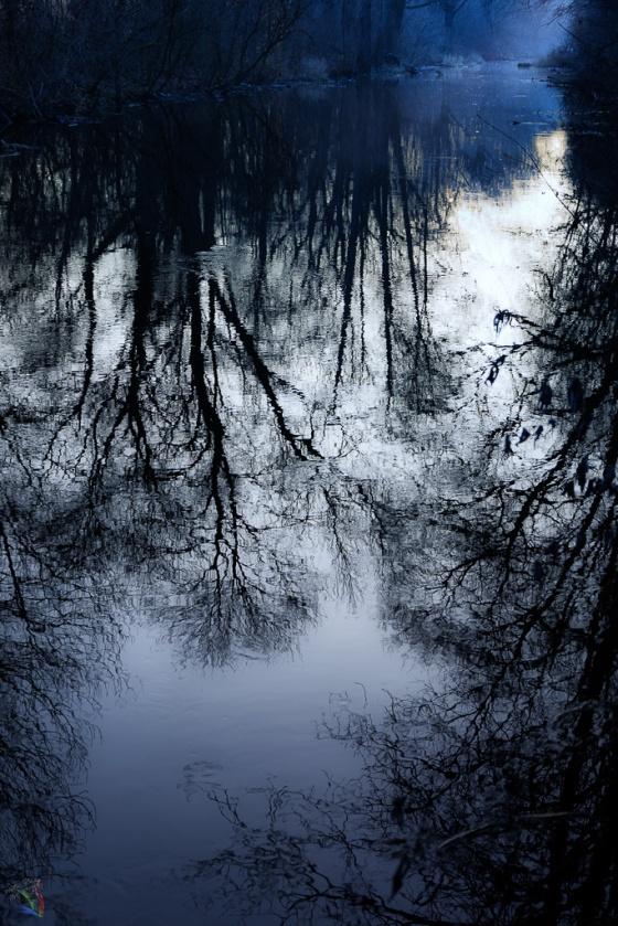River, Blue, Notis Stamos
