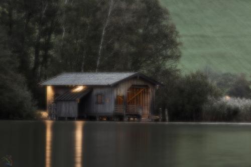 Lake, Schliersee, Bavaria, Notis Stamos, Water, Reflection