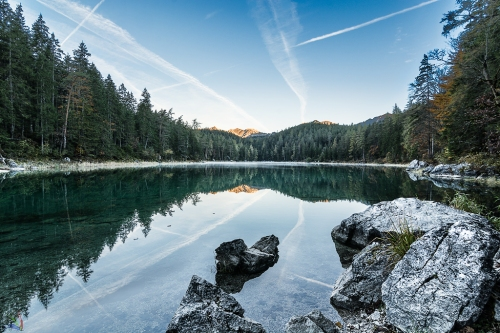 Untersee, Eibesee, Notis Stamos, Lake, Reflection