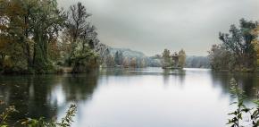 Poschinger Weiher, Munich, Lake, Notis Stamos