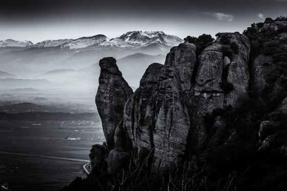 Meteora, Greece, Notis Stamos