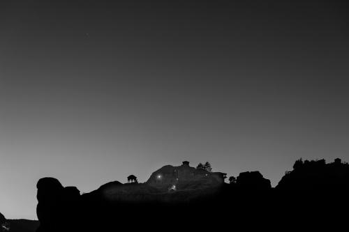 Meteora, Dusk, Notis Stamos