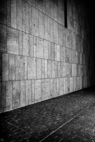 Notis Stamos, Munich, wall
