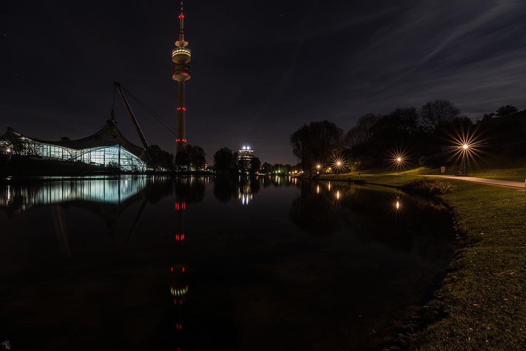 Olympiapark, Munich, München, Notis Stamos