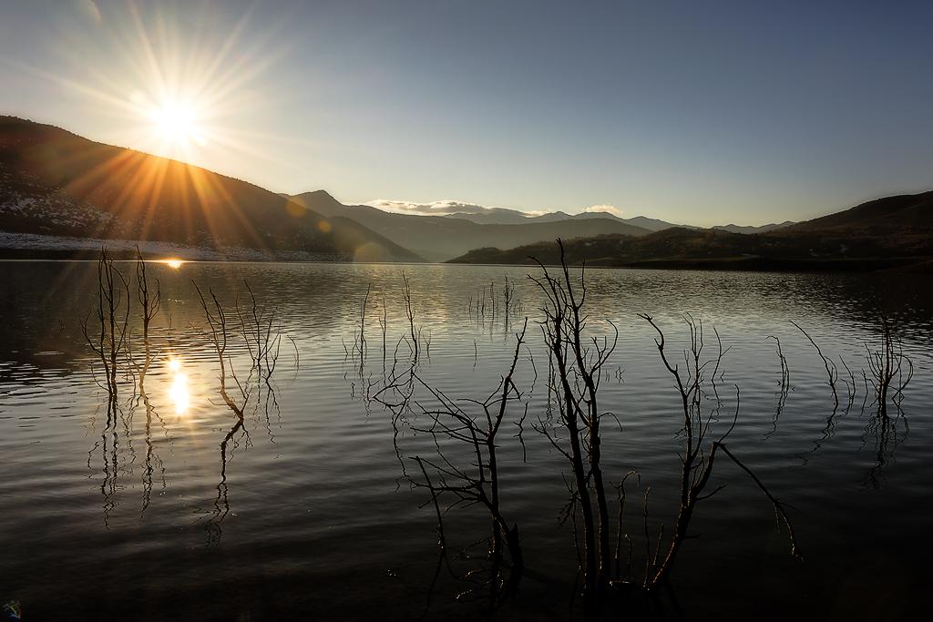 Smokovo, Lake, Sunset, Notis Stamos