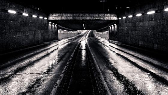 Altstadtring Tunnel, München, Munich, Notis Stamos