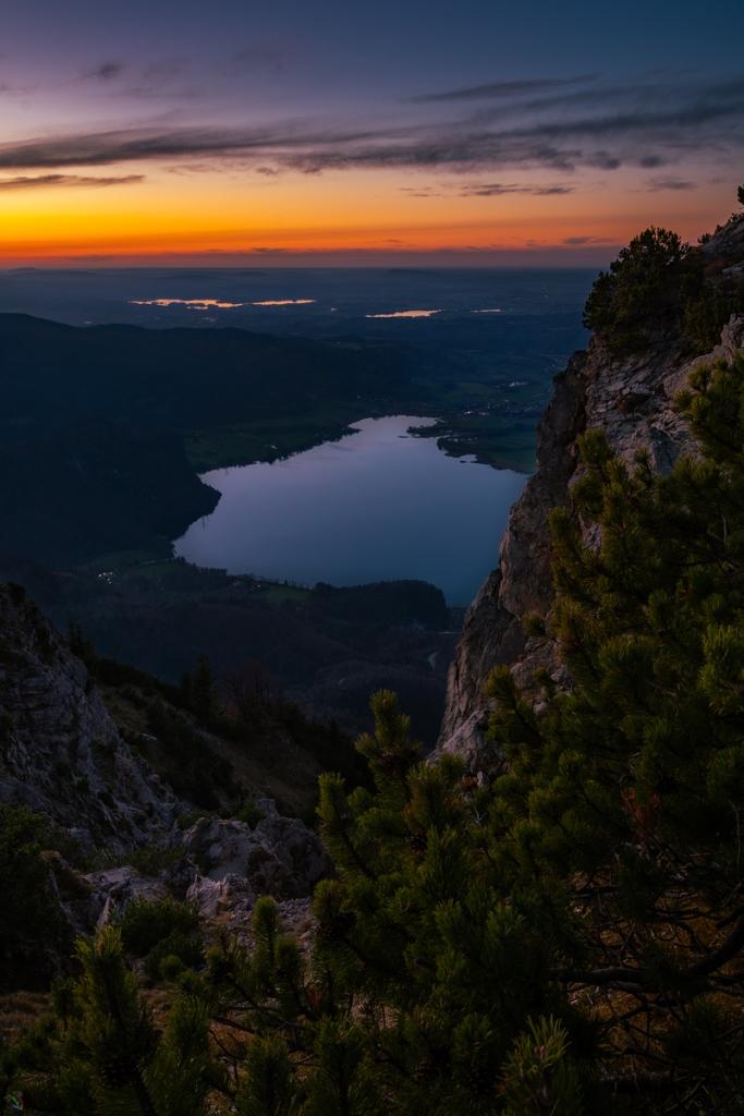 Jochberg landscape photography sunset NotisStamos
