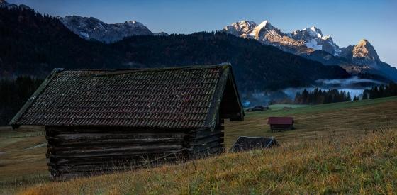 Zugspitze Alpspitze Notis Stamos